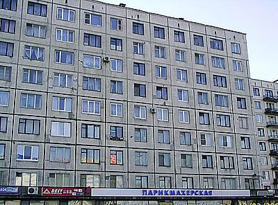 Принципиальная электрическая схема gs8300m.  В панельных домах 505 серии 9 этажные.