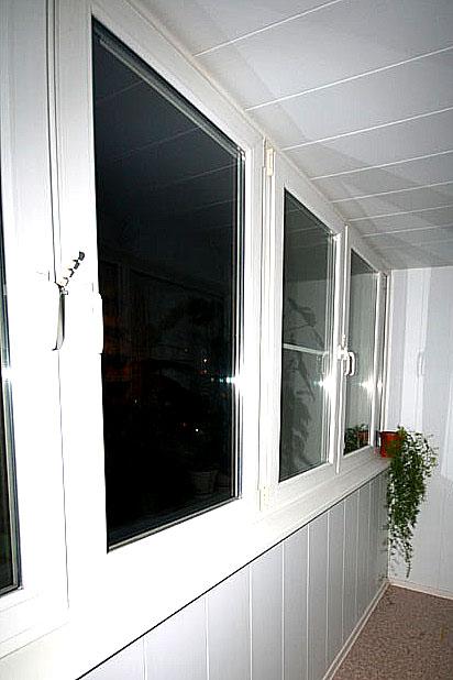 Утепление обшивка лоджии или балкона пластиком. дизайн балко.